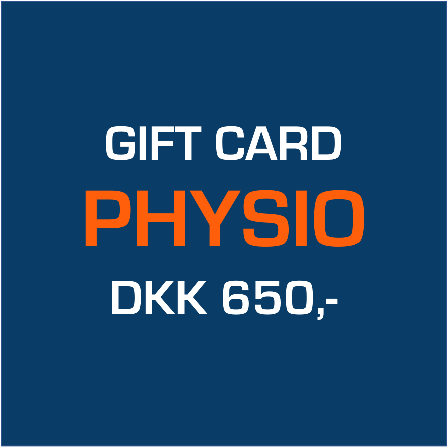 Buy A Gift Card Physio 650,